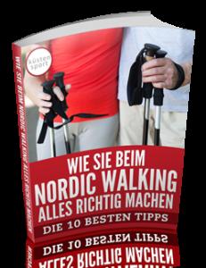 Wie Sie beim Nordic Walking alles richtig machen