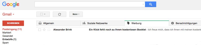 Gmail-Bild