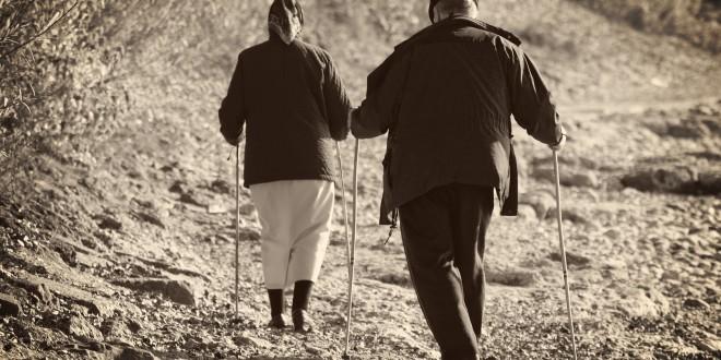 Nordic Walking Schuhe - Ist es besser in einer Gruppe zu walken?