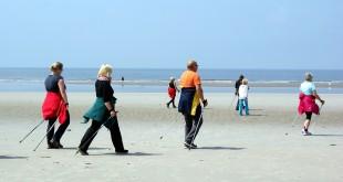 Wie oft Nordic Walking?