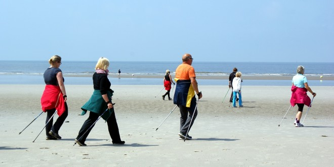 Wie oft Nordic Walking?