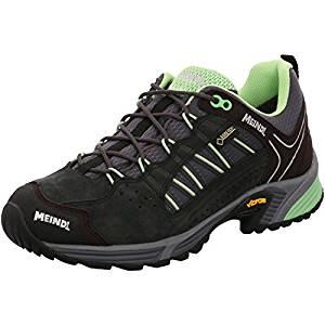 Nordic Walking Schuhe Damen wasserdicht - Meindl Schuhe SX 1.1 Lady GTX